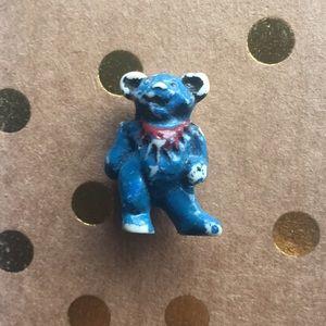 Jewelry - Vintage Jerry Bear Bead